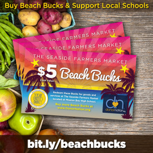 Donor Nation Beach Bucks