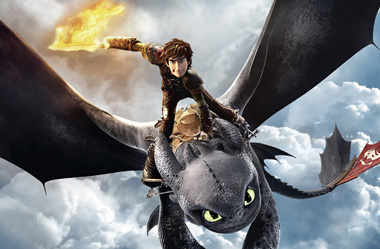 Kids Movies 2014 - How To Train Your Dragon 2