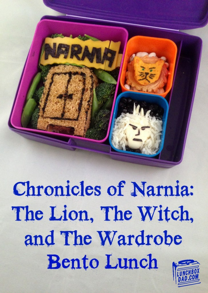 Chronicles of Narnia Lunchbox