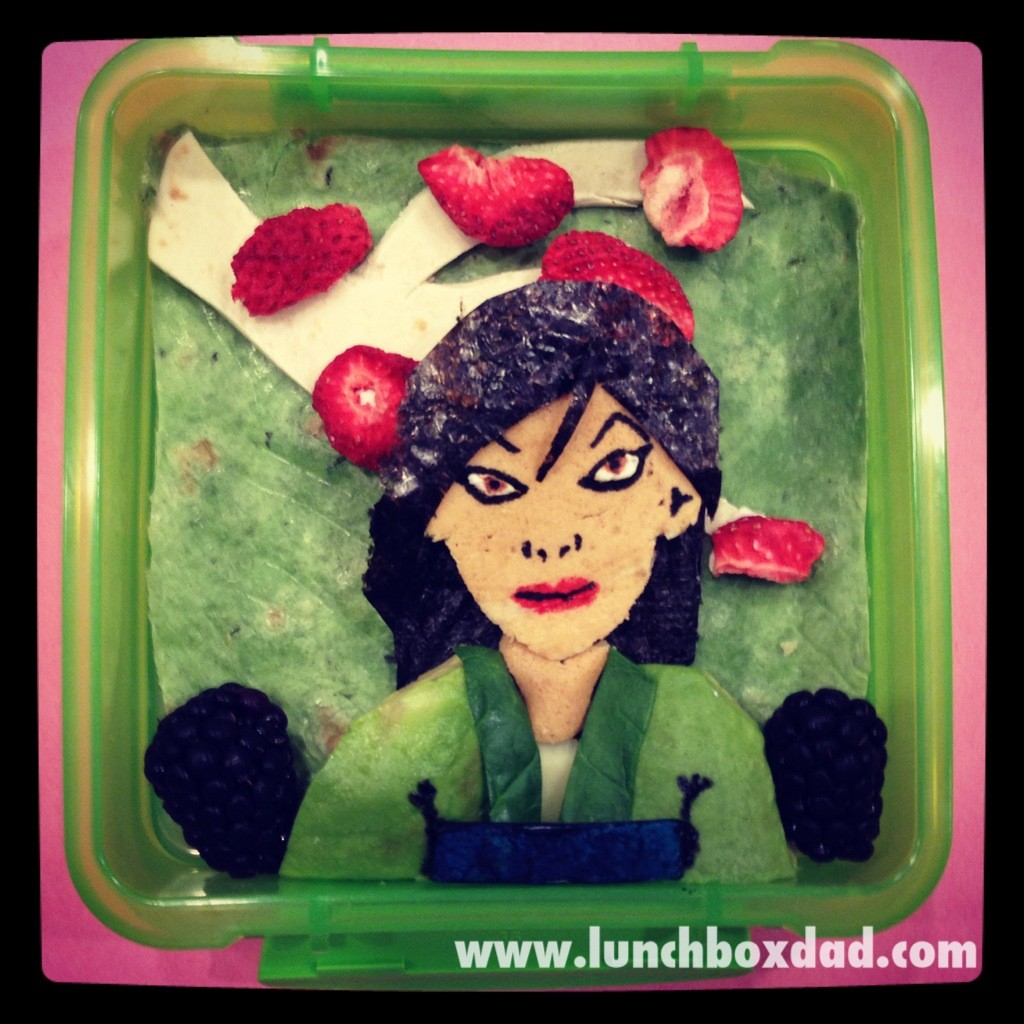 Mulan Lunchbox