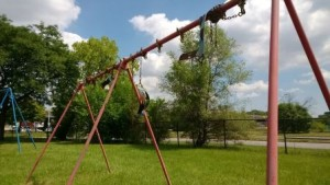 Virtual volunteers can help revitalize distressed Knudsen Park in Detroit by visiting www.50StatesforGood.com.