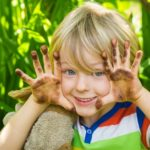 Why Do Kids Love Playing in the Dirt So Much?