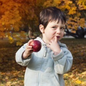 http://www.dreamstime.com/stock-photo-autumn-child-apple-image26867510