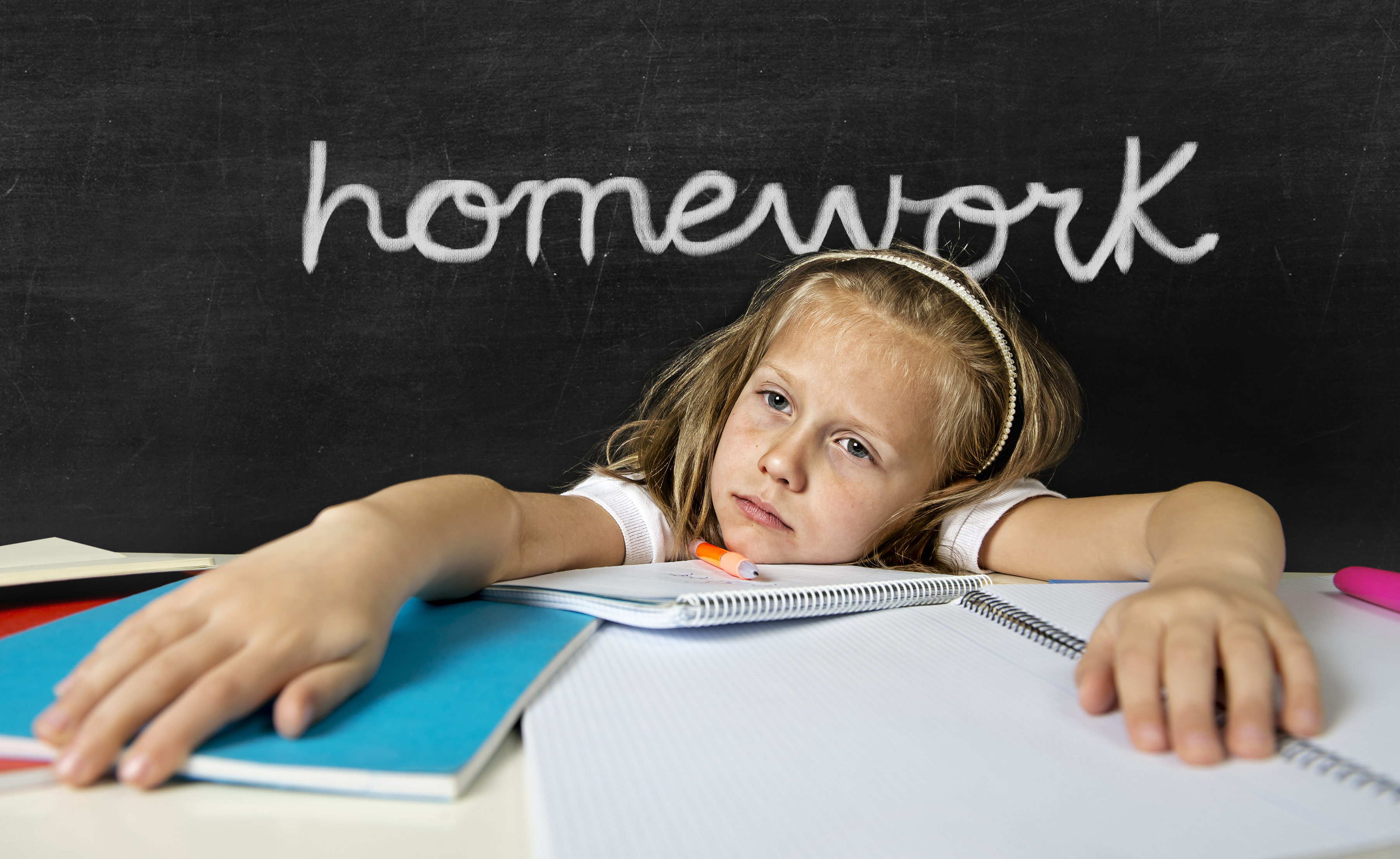 How Much Homework Do American Kids Do? - The Atlantic