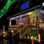 Christmas Light Viewing Locations in San Diego