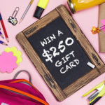 Back to Class: Win a $250 Target gift card